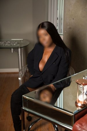 Ana-luisa incall escorts